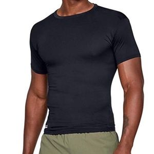 8912e6ee Under Armour · Under Armour Tactical Compression Black T-shirt- L. NWT